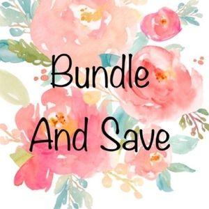 Bundle and Save 💖
